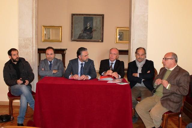 Conf stampa Fondazione Garibaldi